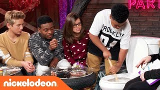 Game Shakers: The After Party   War and Peach   Nick