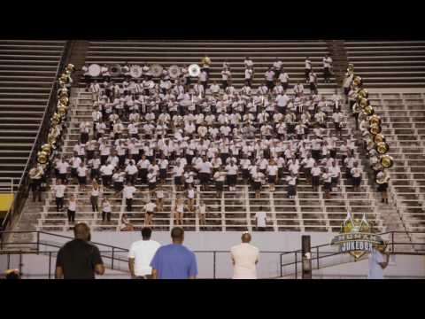 Human Jukebox First Time in the Stands Fall 2016