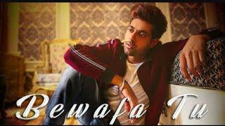Bewafa tu new punjabi song 2018 by DJ Punjab djpunjab