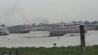 এম ভি তসরিফ ও তরিকা ২ পাল্লা দিয়ে চলছে দেখুন কে জিতল।। MV Tosrif And MV Torika 2 Competion HD 316