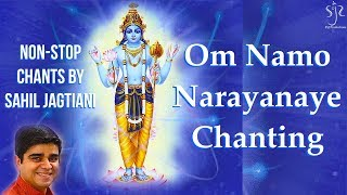 Om Namo Narayanaye Chanting | Divine Mantra for Peace & Tranquility | Full Song with English Lyrics
