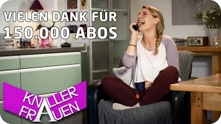 Outtakes   150.000 Abo Special - Knallerfrauen mit Martina Hill