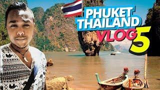 VLOG # 5 | Annoying Thai Lady | Phuket | Thailand