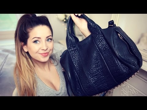 What s In My Bag Zoella