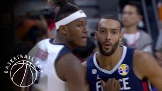[FIBA World Cup 2019] USA vs France, Quarter-Finals Full Game Highlights, September 11, 2019
