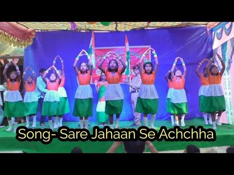 Xxx Mp4 Sare Jahan Se Achchha Best Patriotic Song Stage Performance 3gp Sex
