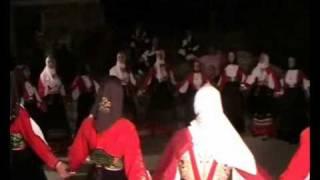 www.gruppofolksilanus.it - Pitzinnas Silanesas & Nugoresas - ballu de feminas
