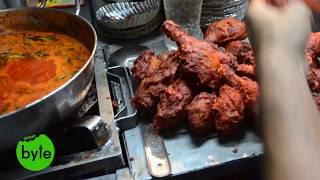 Chicken Street Food | Amazing Indian Street Food | Prawns Fry