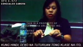 Bully na professor ng PUP!