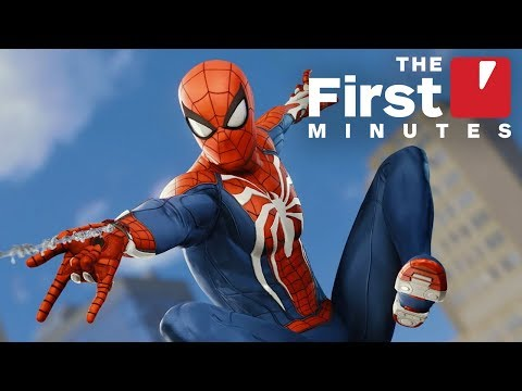 Xxx Mp4 The First 20 Minutes Of Marvel S Spider Man PS4 Gameplay In 4K 3gp Sex