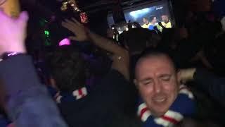Glasgow Rangers fc fans in Vienna #day2