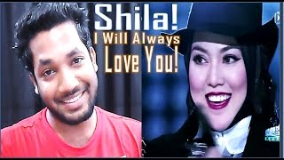 Shila Amzah - I will always love you   Meng Xiang Xing Da Dang Episode #6   (RH-Reaction & Reaction)