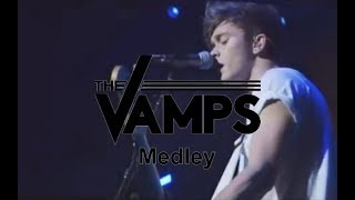 The Vamps - YouTube Medley (Live In Birmingham)