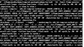 Rumprun video series, part 1: running mpg123 as a unikernel