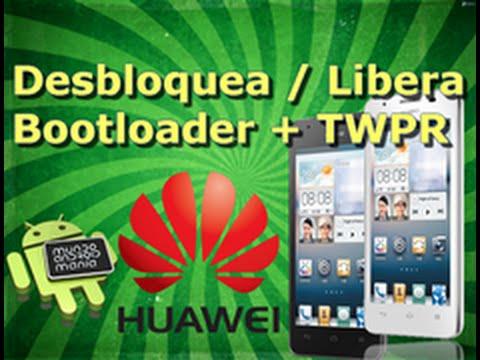 Como Desbloquear Bootloader Huawei G510 G630 G630 G730 Y330 Y300 Probado en un G510