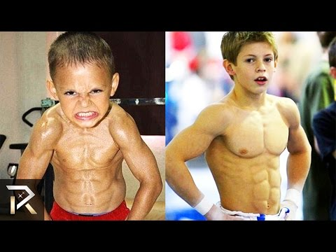 The Strongest Kids In The World