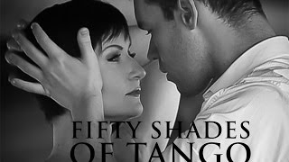 Fifty Shades of Tango - The Weeknd Earned It - Argentine Tango Julia Juliati & Ronny Dutra