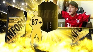 😱 SUPER PACK OPENING!!! INFORM & 87+ in a PACK! | FIFA 19 ITA