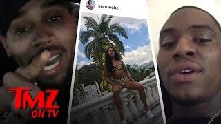 Soulja Boy and Chris Brown Are Beefing Over Karrueche Tran | TMZ TV