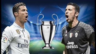 Real Madrid 4-1 Juventus [HD] Full Match Partido Completo | Final Champions 2017 | COPE | 12ª