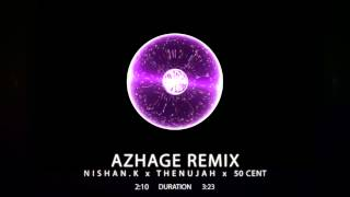 Nishan.K x Thenujah x 50 Cent ► AZHAGE ◄ (G.R Music Edit)