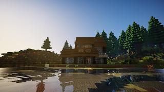 Minecraft: LAZYLAND #10 - A CASA MAIS LINDA DE TODAS - Modpack