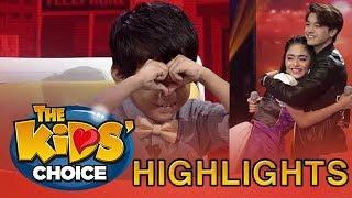 The Kids' Choice PH Highlights: Carlo, kinilig nang yakapin ni Vivoree si CK
