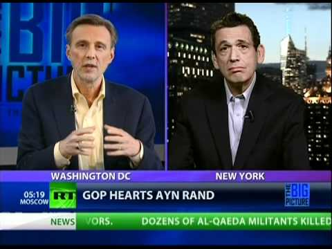 Paul Ryan s end point is Ayn Rand Utopia & he knows it