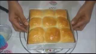 Homemade Ladi Pav or Buns Made By Yesha Gala