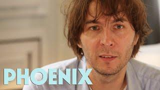Phoenix - Interview (Eurockéennes 2017)