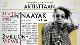 NAAYAK | RAGA | 4k Music Video | ARTISTTAAN | 2016
