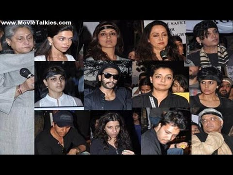 Xxx Mp4 Jaya Bachchan Deepika Padukone And Other Celebs March In Protest Of Delhi Gang Rape Incident 3gp Sex