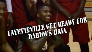 Future Hog, Darious Hall, SHOWS OUT at Mike Conley Classic