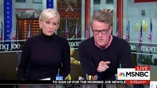 Morning Joe CLAPS BACK At Huckabee After