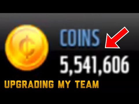 Upgrading My Team With 5.5 Million Coins Madden Mobile 17