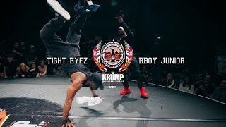 Tight Eyez vs BBoy Junior | Exhibition Battle | EBS 2017