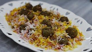 طرز تهیه سماق پلو، غذای اصیل و لذیذ ایرانی، یکبار بخورید میره تو منوی همیشگی، کمتر از چلوکباب نیست