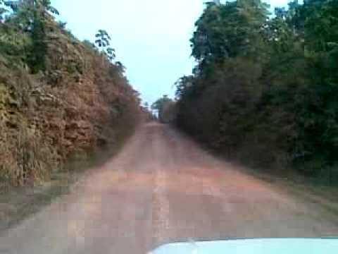 atravessando a trans amazonica