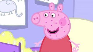 Peppa Pig Świnka Peppa po Polsku najlepsze odcinki - Nie za dobrze