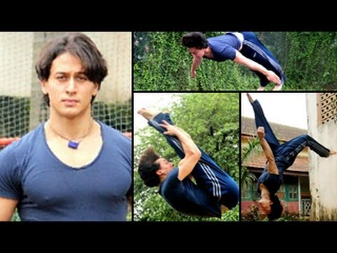 Xxx Mp4 HOT Jackie Shroff S Son Tiger In ACTION 3gp Sex