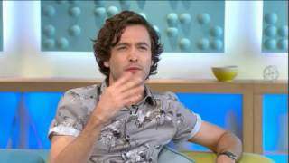 Alexander Vlahos on Sunday Brunch 28/05/17 -Main Interview Only