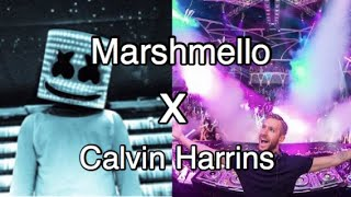 Marshmello x Calvin Harris - I Need Your Moving (Mini Mix)