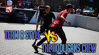 WS3s OPEN SUPERBALL | TEAM R STYLE VS THE HOOLIGANS CREW