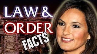Law & Order Facts You Probably Didn't Know