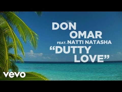 Don Omar Dutty Love Lyric Video ft. Natti Natasha