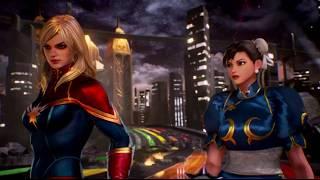 Marvel VS. Capcom: Infinite (Xbox One) Story Full Playthrough
