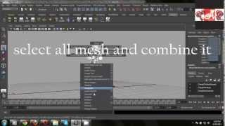 How to use Geometry Cache in Maya