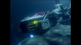 Power Rangers Operation Overdrive - The Underwater World - Journey to Atlantis (Episode 3)