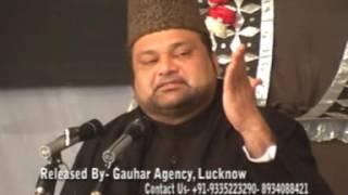 Maulana Javed Abidi Sahab (Delhi) l Majalis-e-Arbaeen l Karbala Talkatora, Lucknow l 2014-15