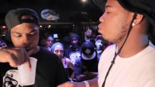 AHAT Rap Battle - Shi Dog vs Yung Griz